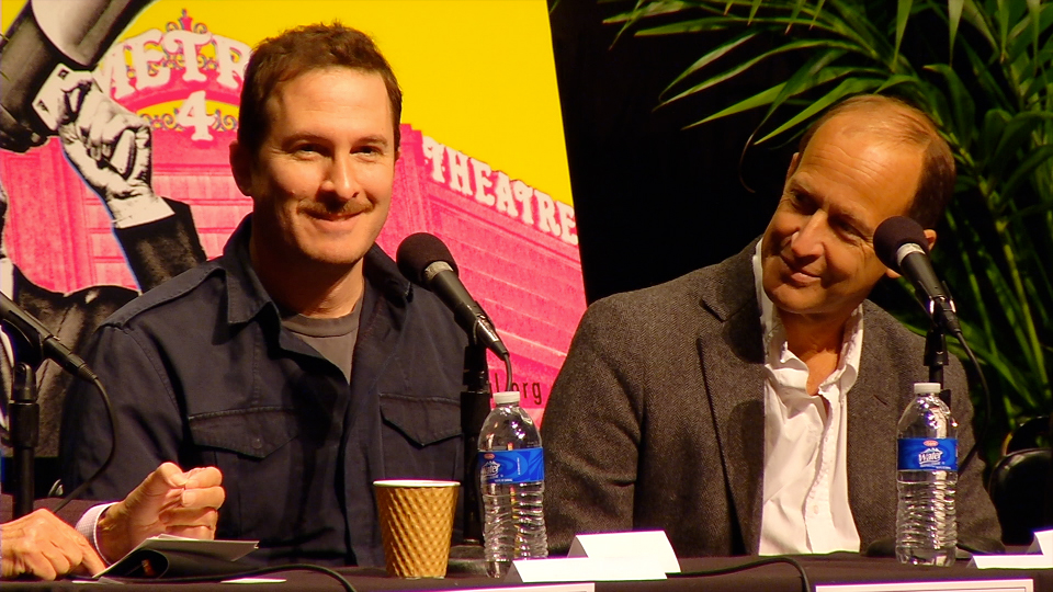 Would more money have made the film better?: 2011 SBIFF Directors' Panel: Directors On Directing