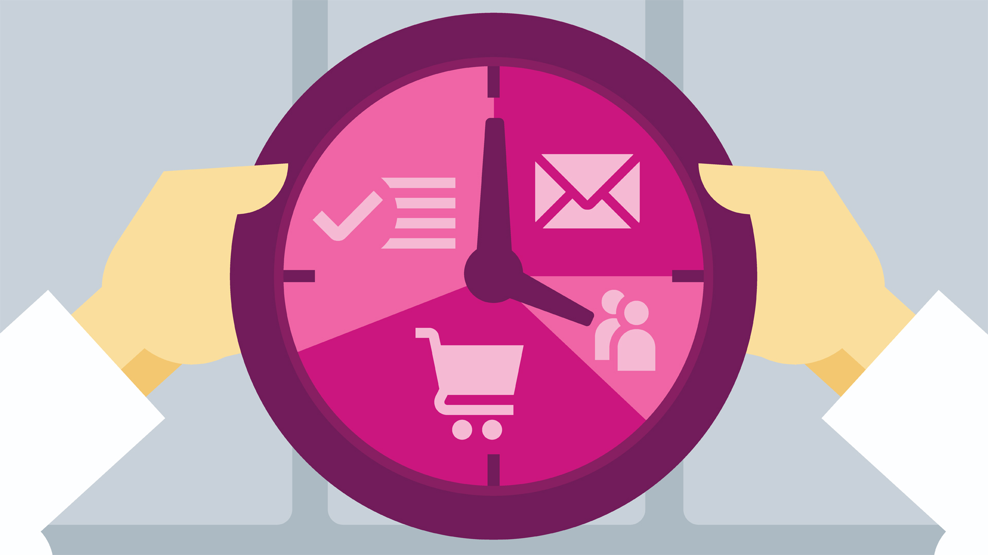 Understanding The Three Principles Of Productivity