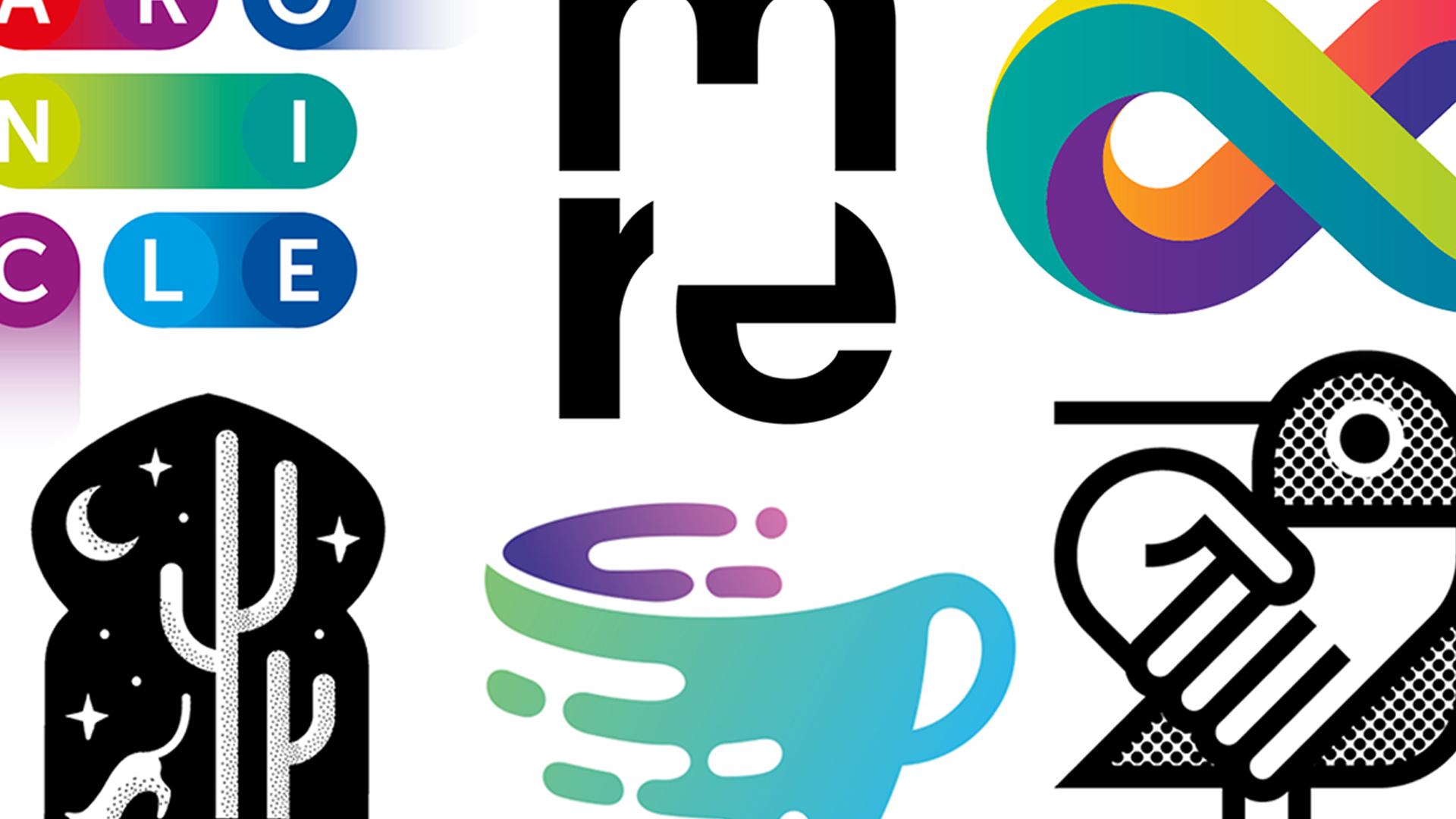 Logo trend report: Tomorrow's evolution: Logo Trend Report 2019-2020