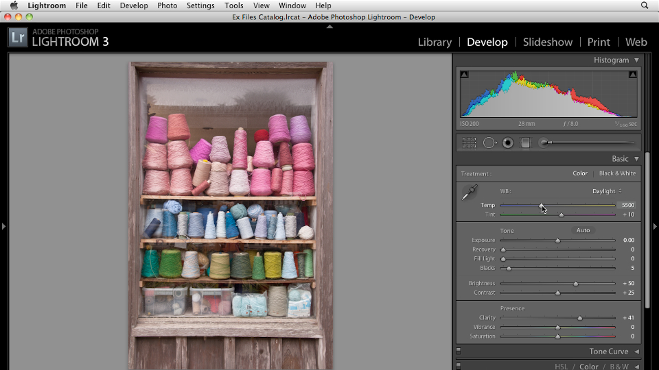 Welcome: Up and Running with Lightroom 3