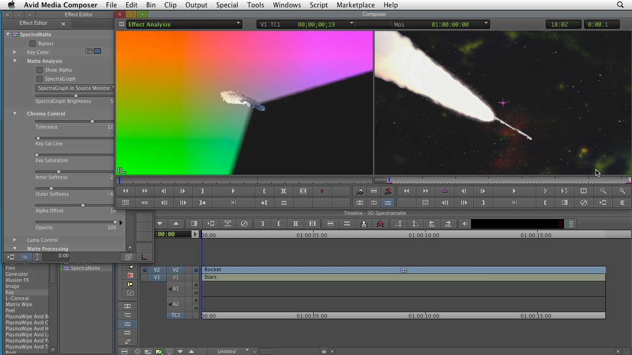 Welcome: Editing with Composites and Effects in Avid Media Composer