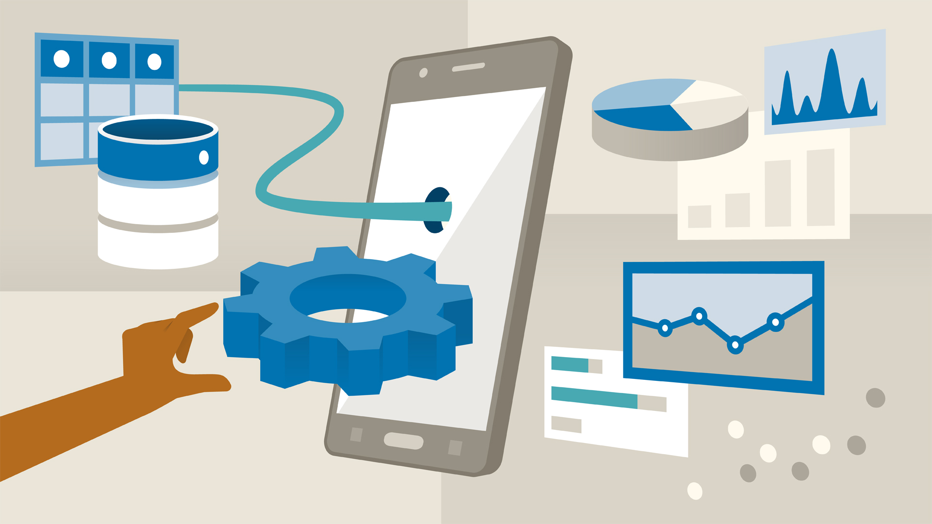 Microsoft PowerApps: Using the Common Data Service