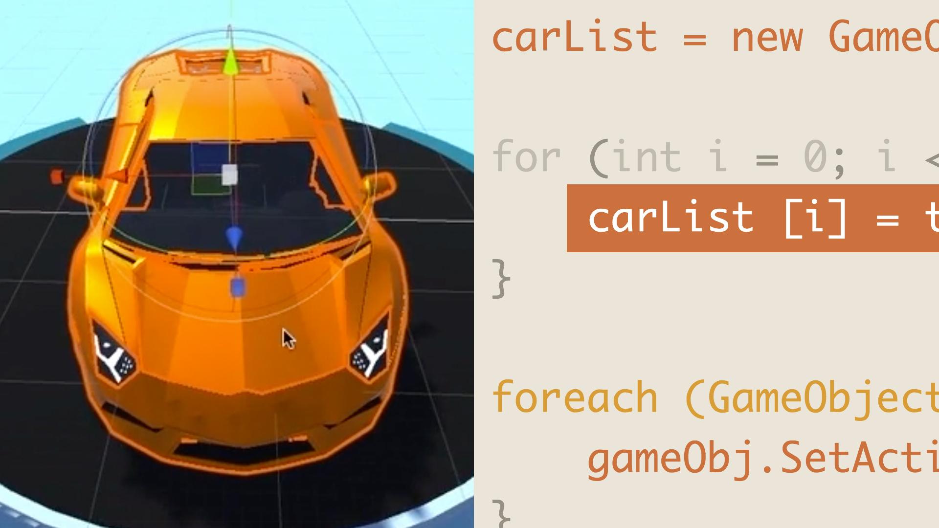 Create Voice Controlled Ar Apps 1 Build A Car Showcase Application