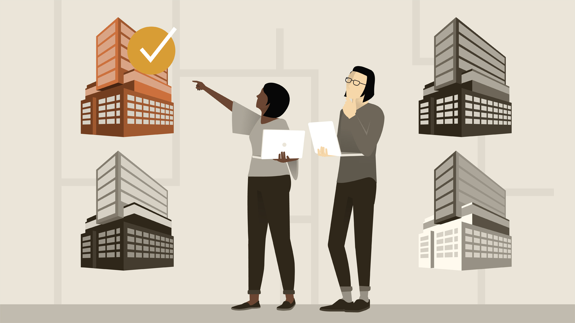 Discussing design options: Revit: Presenting and Managing Design Options