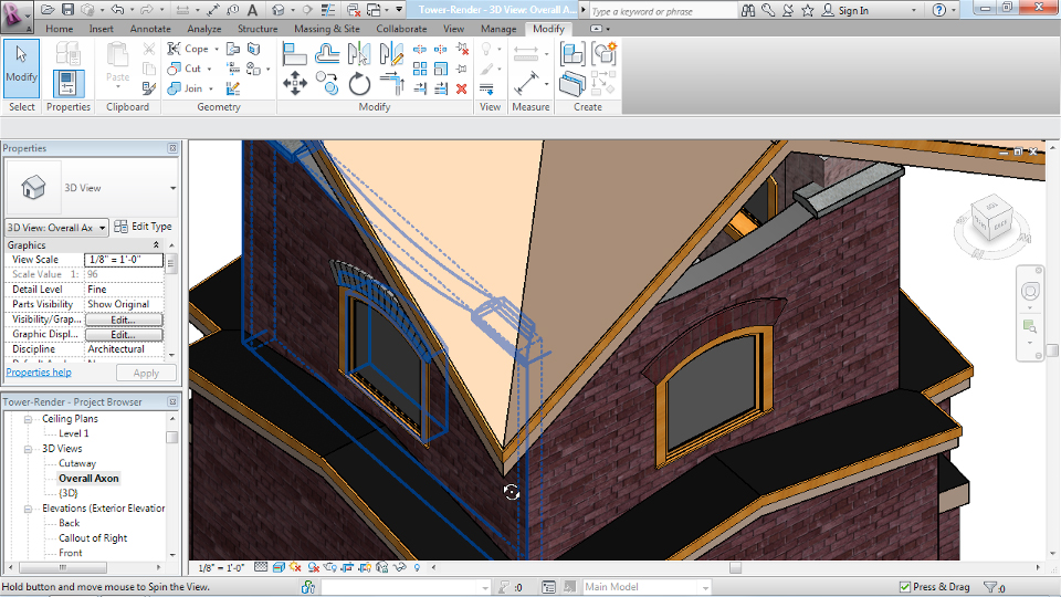 Revit Architecture: The Family Editor