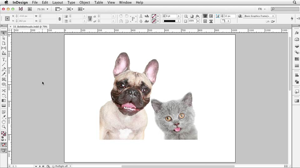 Welcome to InDesign FX: InDesign FX