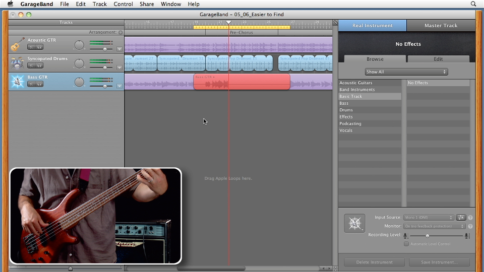 Welcome: GarageBand '11 Essential Training