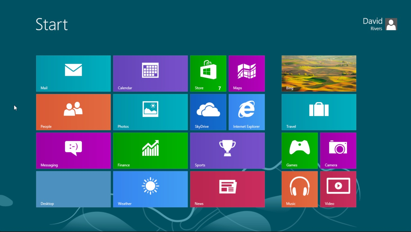Welcome: Windows 8 Essential Training