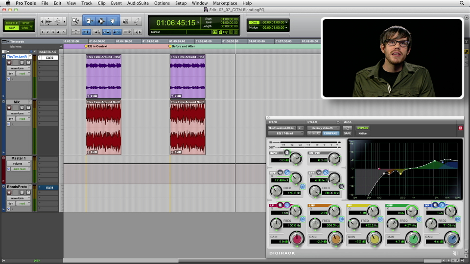 Welcome: Foundations of Audio: EQ and Filters