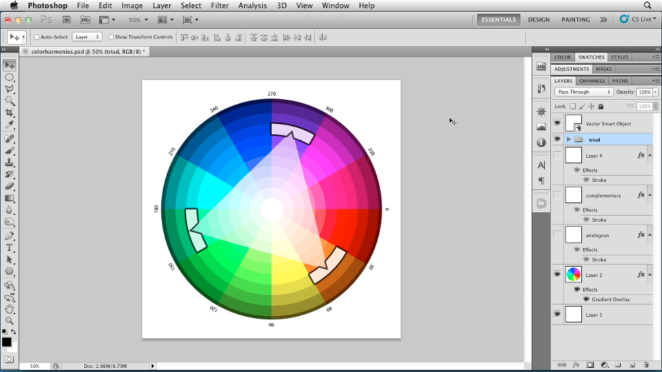 Welcome: Photoshop for Designers: Color (2012)