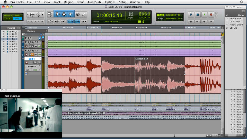 Welcome: Music Editing for TV and Film in Pro Tools