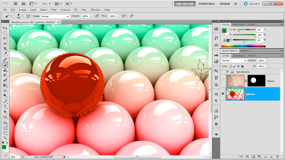 Welcome: Photoshop Masking and Compositing: Advanced Blending