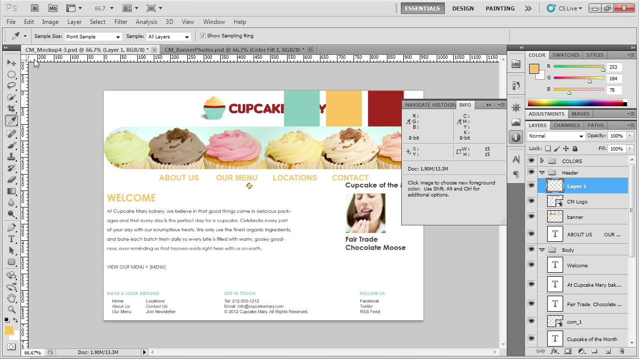 : Designing Web Sites from Photoshop to Dreamweaver