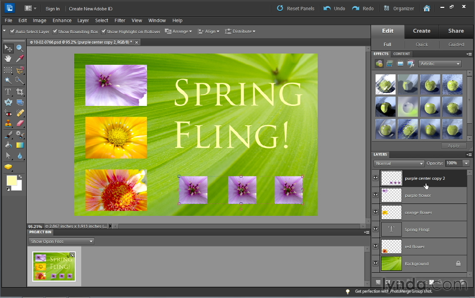 Welcome: Photoshop Elements 10 Essential Training