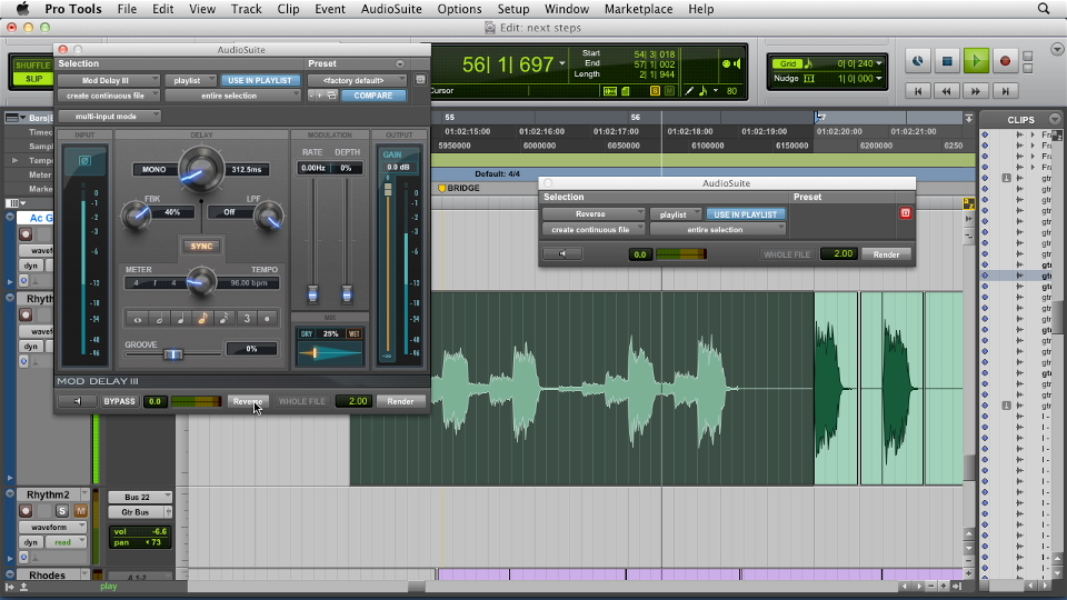 Welcome: Pro Tools 10 New Features