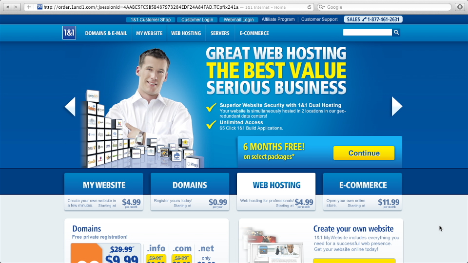 Welcome: Managing a Hosted Web Site