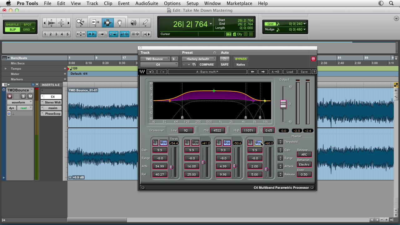 Welcome: Pro Tools Mixing and Mastering