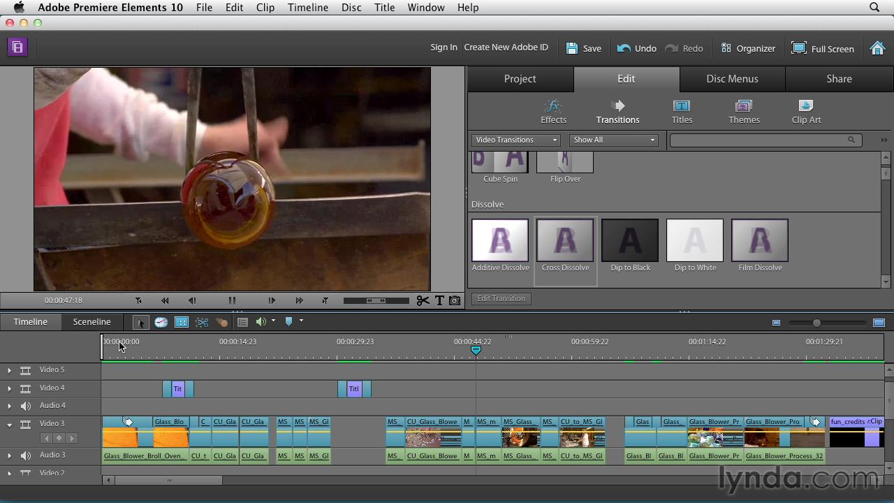 Easy Adobe Premiere Elements 2