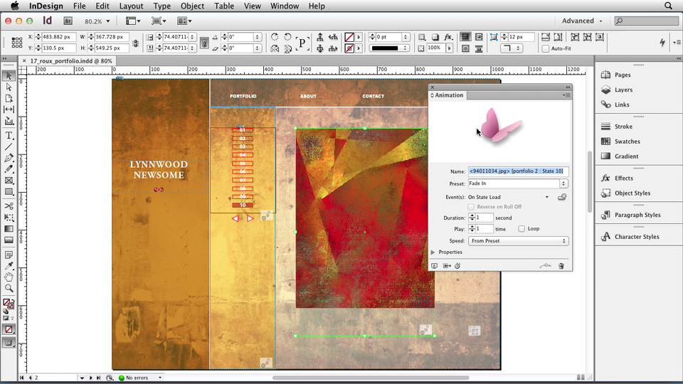 Welcome: InDesign CS6 Essential Training