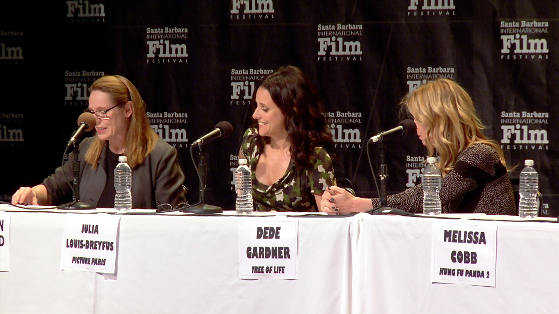 Introductions: 2012 SBIFF Women's Panel: Women in the Biz