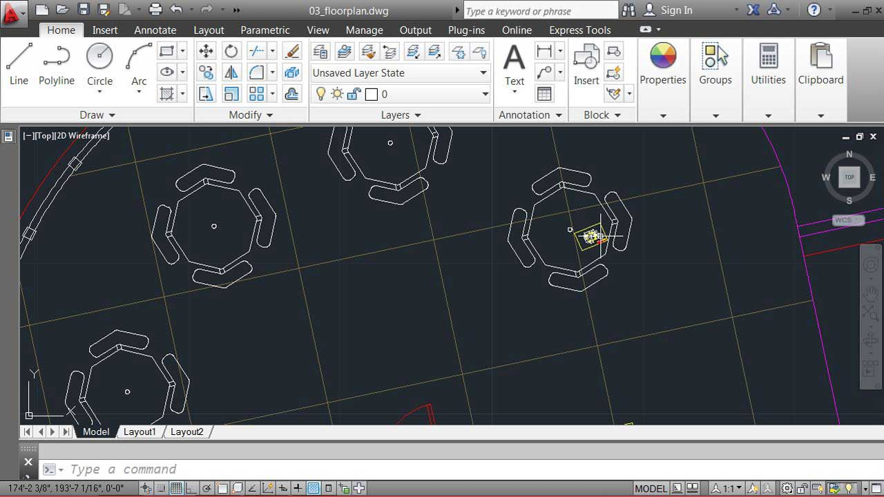 Welcome: AutoCAD 2013 Essentials: 01 Interface and Drawing Management