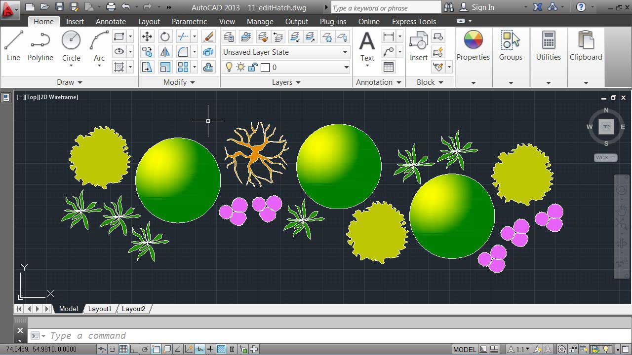 Welcome: AutoCAD 2013 Essentials: 03 Editing and Organizing Drawings