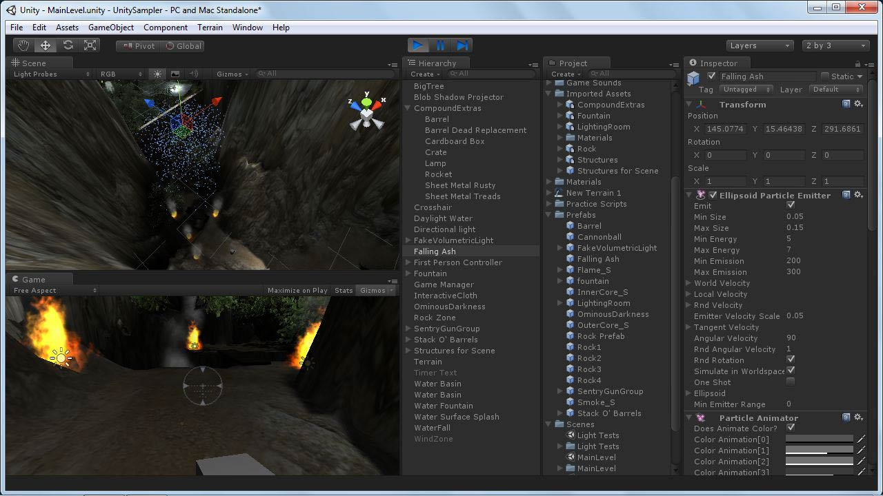 Welcome: Unity 3D 3.5 Essential Training