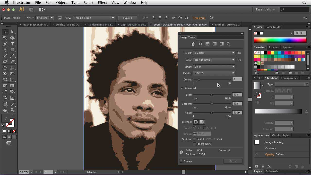 Welcome: Illustrator CS6 New Features