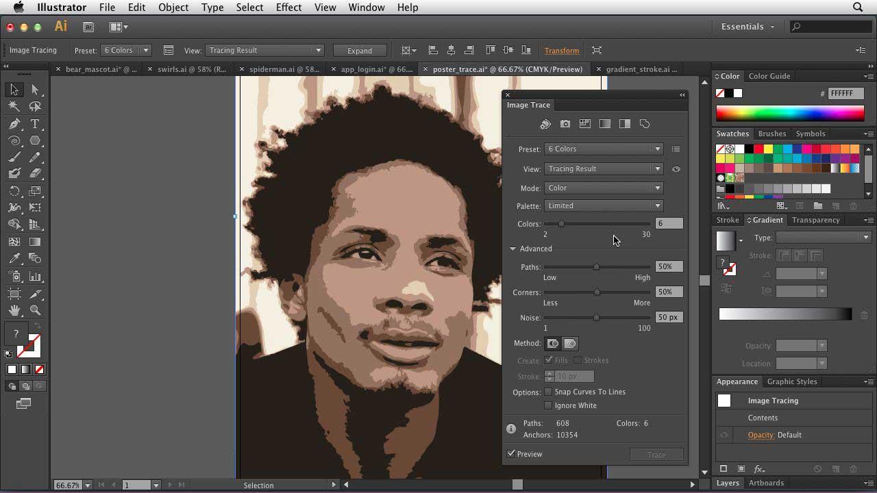 Welcome: Illustrator CS6 New Features