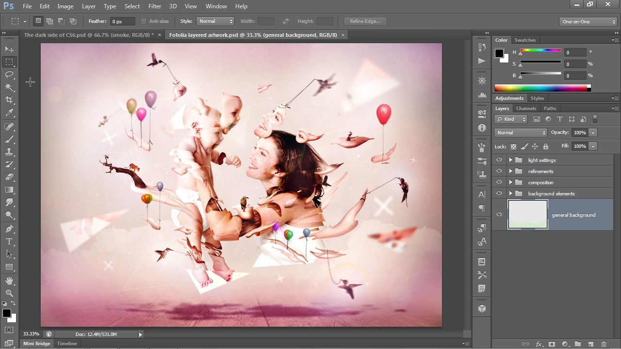 Welcome: Photoshop CS6 New Features