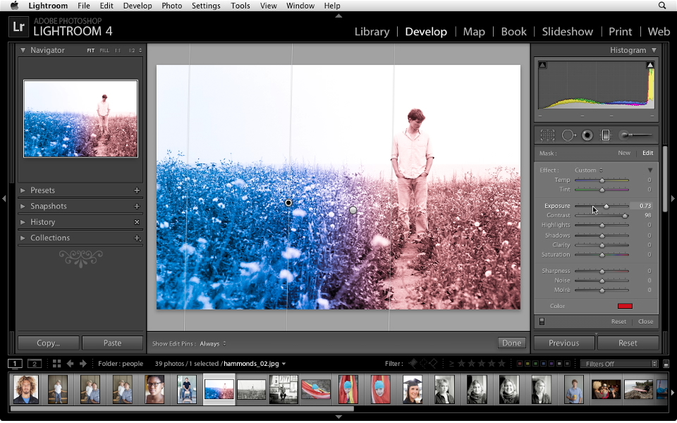Welcome: Lightroom 4 Essentials: 02 Enhancing Photos with the Develop Module