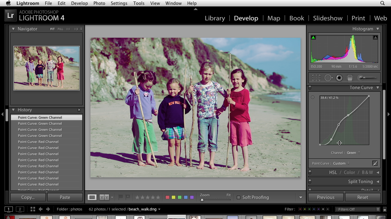 Welcome: Lightroom 4 New Features