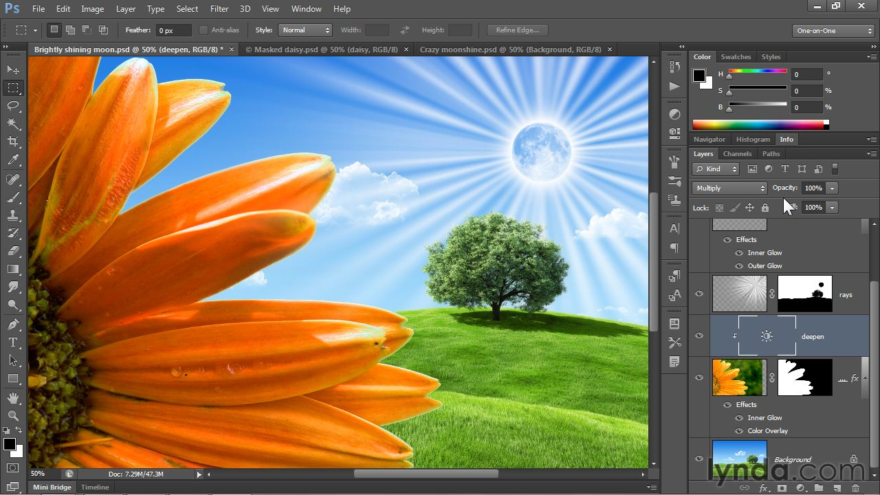 Welcome to One-on-One: Photoshop CS6 One-on-One: Fundamentals