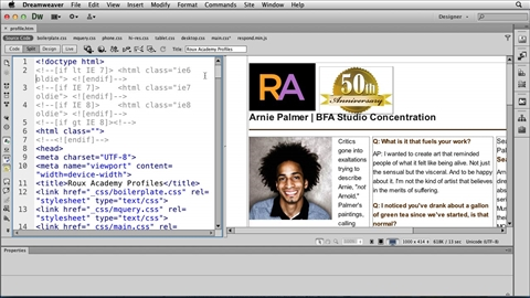 dreamweaver cc 2013 new features