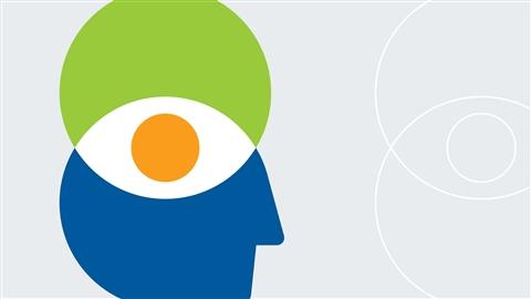 course illustration for Learning Logo Design (2013)