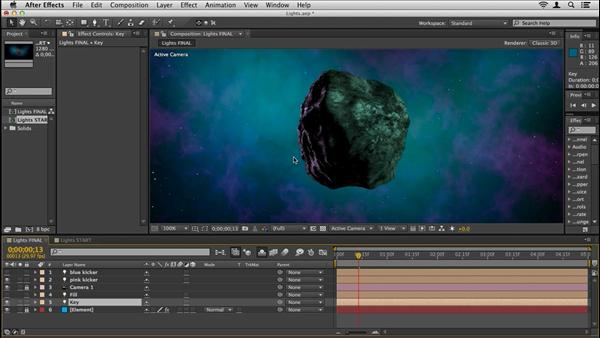 Watch the Online Video Course Element 3D Essential Training