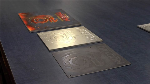 course illustration for Print Production: Embossing, Foil Stamping, and Die Cutting