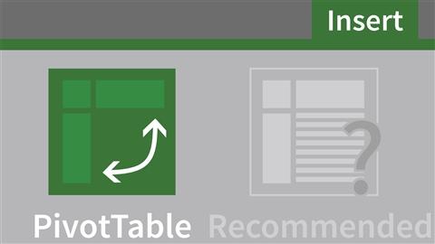 دانلود رایگان فیلم های آموزشی lynda   Excel 2013: Pivot Tables