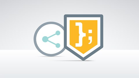 course illustration for JavaScript and JSON