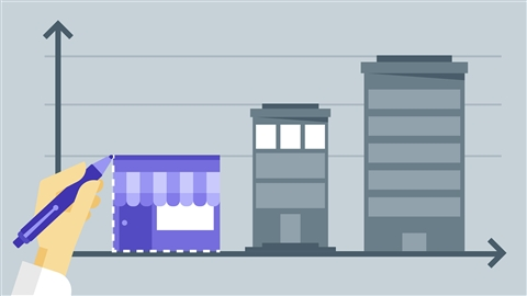 course illustration for Running a Design Business: Starting Small