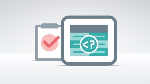 course illustration for PHP with MySQL Essential Training