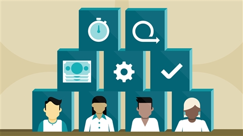 course illustration for Project Management: Iterative Methods