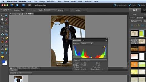 دانلود رایگان فیلم های آموزشی lynda   Learning Photoshop Elements 9