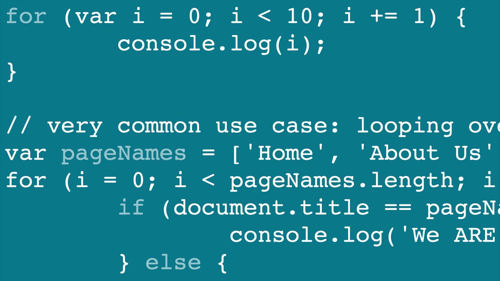 JavaScript for Web Designers