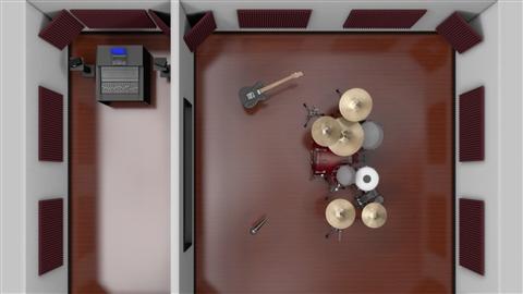 Music Studio Setup And Acoustics