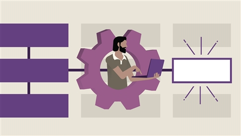 course illustration for Excel 2013: Advanced Formulas and Functions