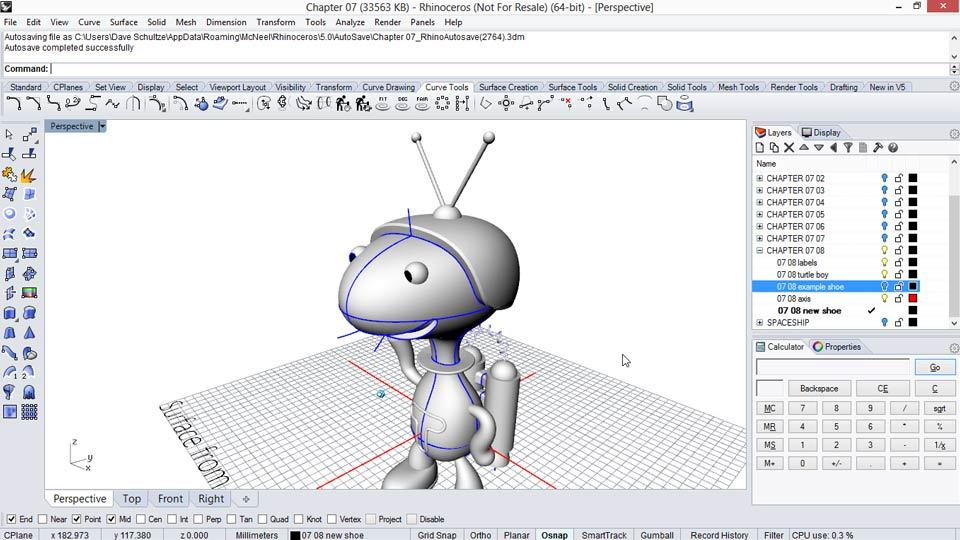 rhino 3d online course