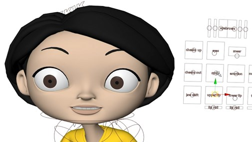 Become a 3D Character Animator