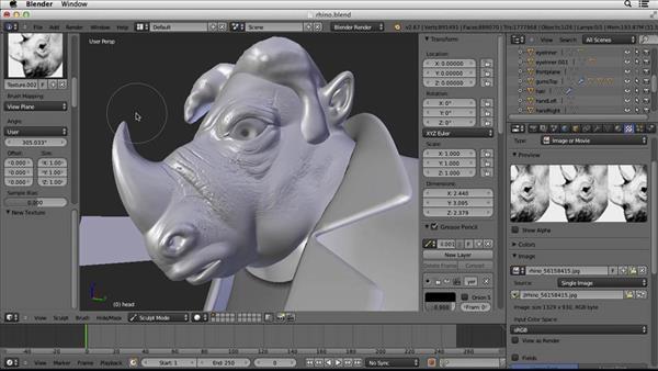 Blender Character Modeling For Games : Blender character modeling