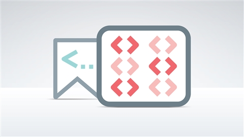 course illustration for Foundations of Programming: Design Patterns